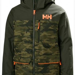 youth waterproof insulated jacket