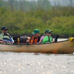 Canoeing the Cree River 2021